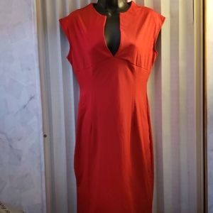Leo Rosi Sm. Red short dress
